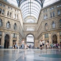 Umberto the Ist Gallery Naples  Italy