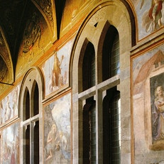 Church of Santa Chiara and cloister
