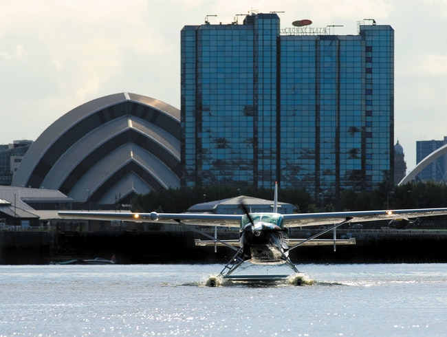 Seaplane to Loch Lomond