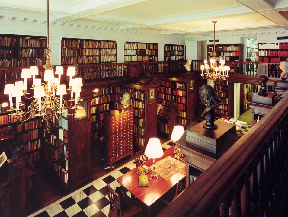 The Grolier Club, New York City New York New York United States
