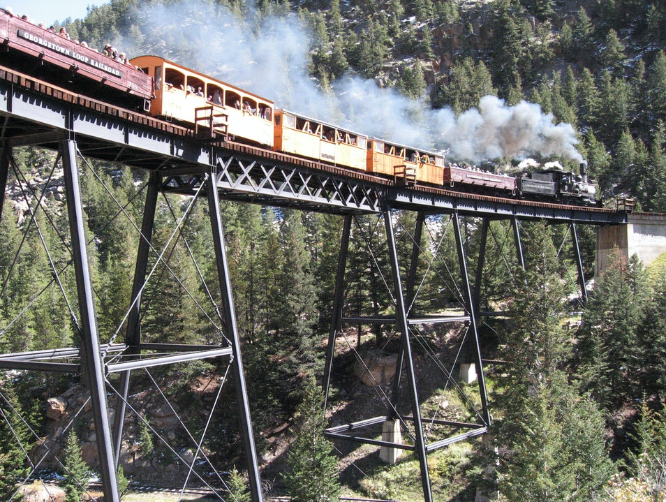 Georgetown Loop Railroad a Fun Diversion on Your Way into Mountains