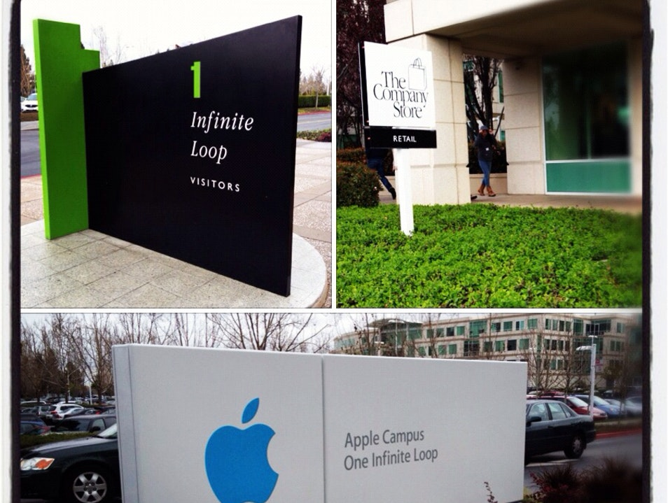 Visit the Apple Campus Cupertino California United States