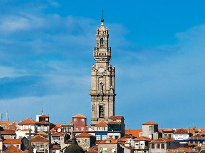 Clérigos Tower Porto  Portugal