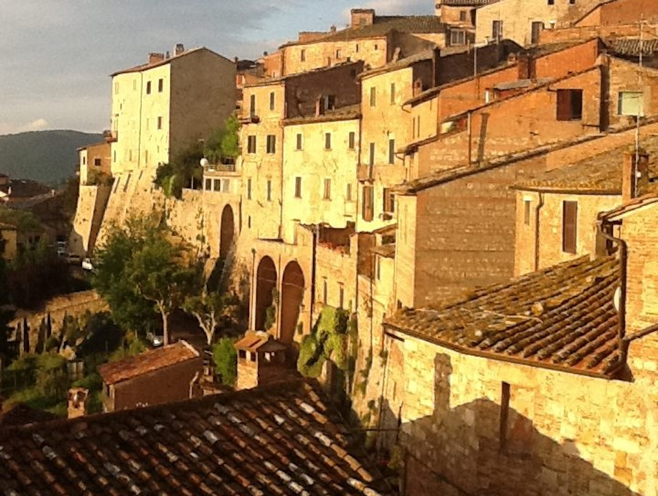 Room with a view Montepulciano  Italy