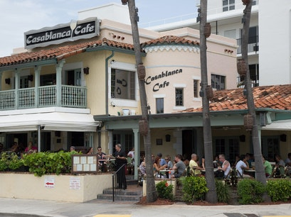 Casablanca Cafe Fort Lauderdale Florida United States