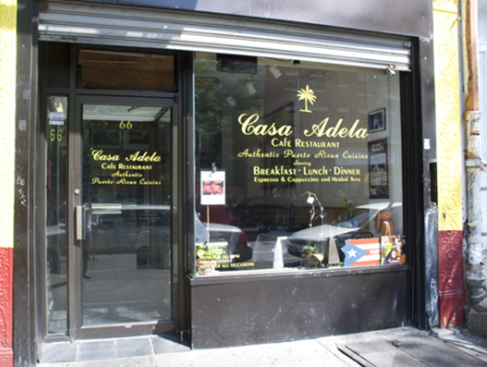 Casa Adela: Neighborhood Classic New York New York United States