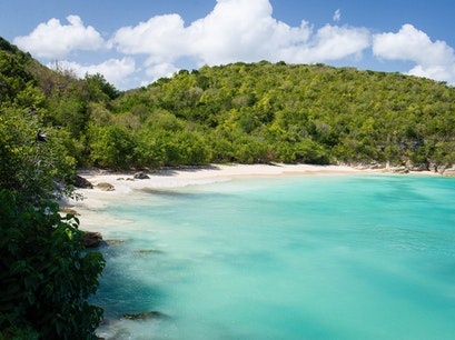 Bush Bay Saint John  Antigua and Barbuda