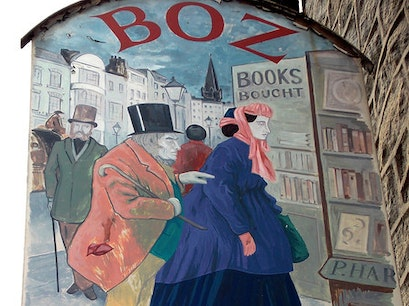 Boz Books Hay-on-Wye  United Kingdom