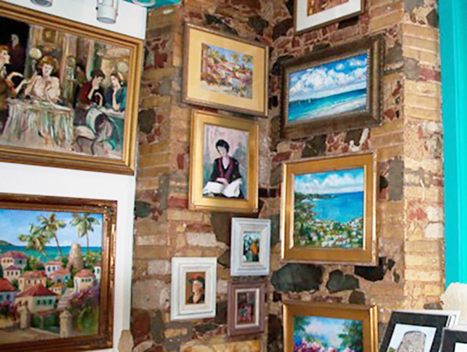 Camille Pissarro Gallery, St. Thomas Charlotte Amalie  United States Virgin Islands