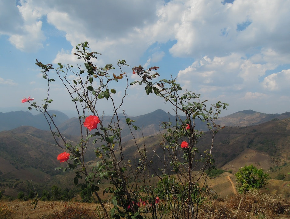 Finding tranquility in Kalaw, Myanmar