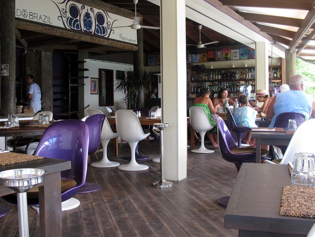 St. Barts Beachfront Dining