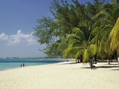 Seven Mile Beach George Town  Cayman Islands