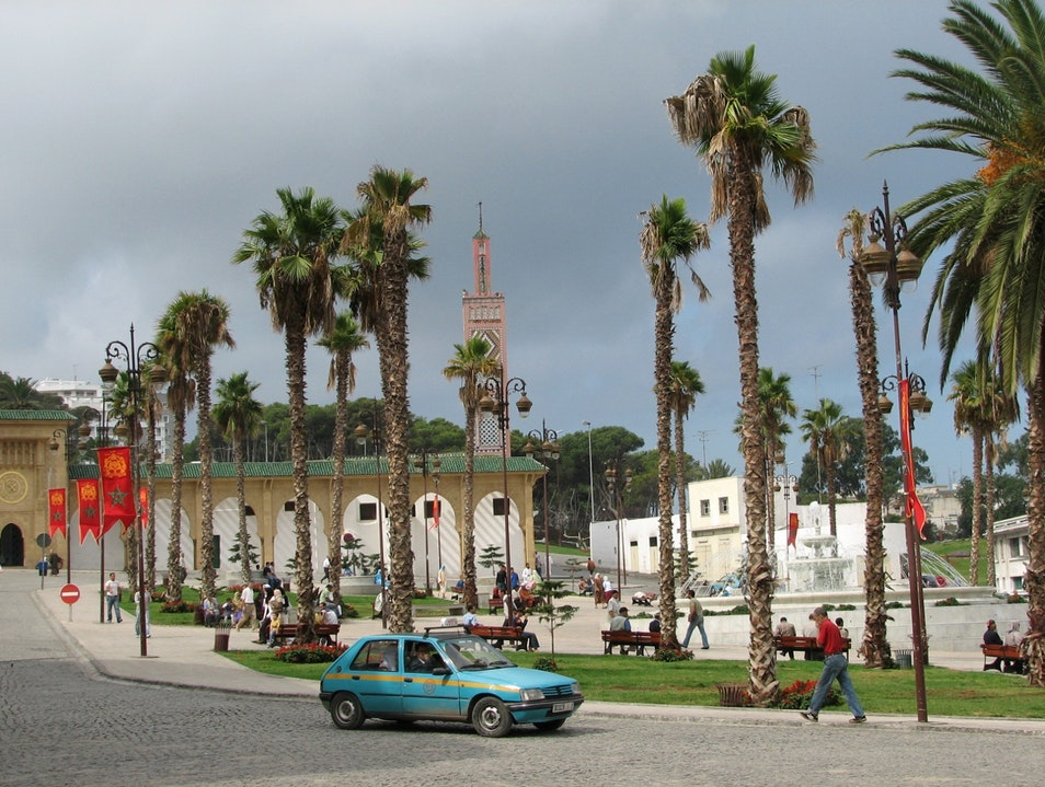 A short visit to Tangier