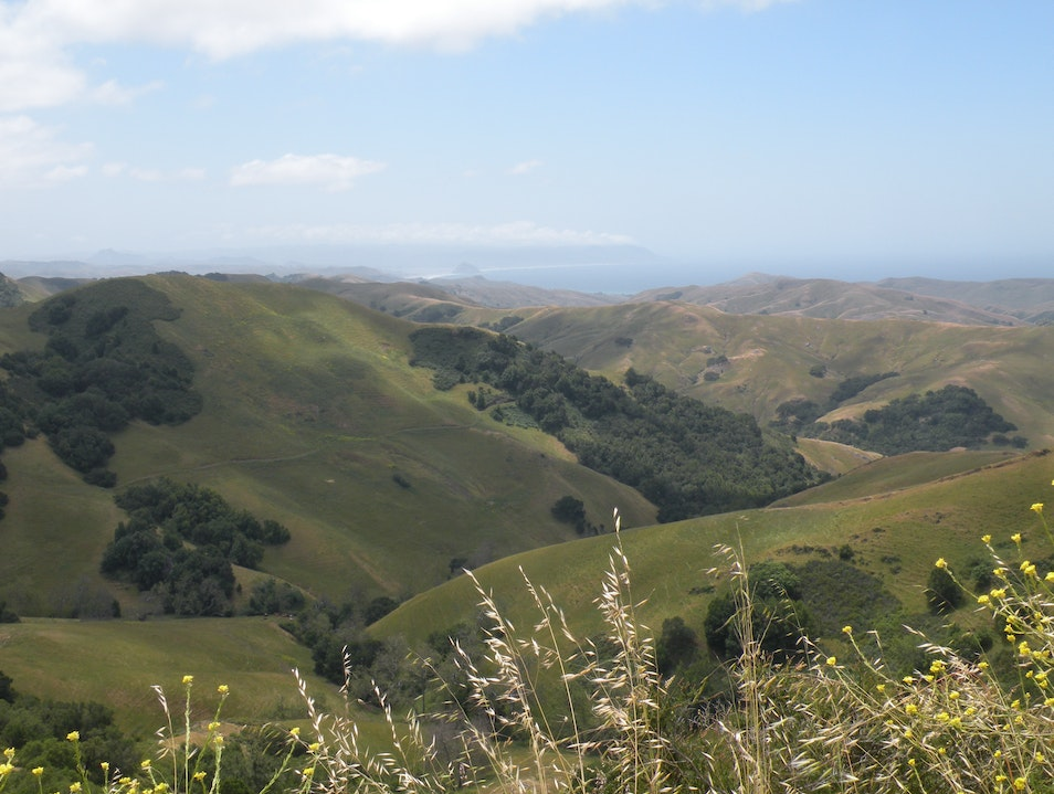 Hiking on the Central Coast of CA