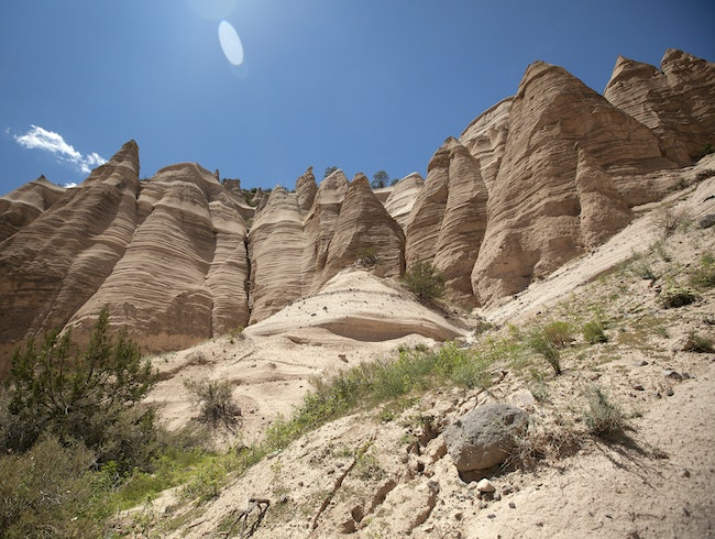 Hike Among the Hoodoos