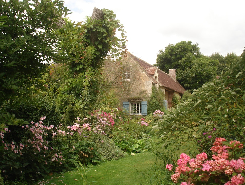 Normandy's Secret Garden Champosoult  France