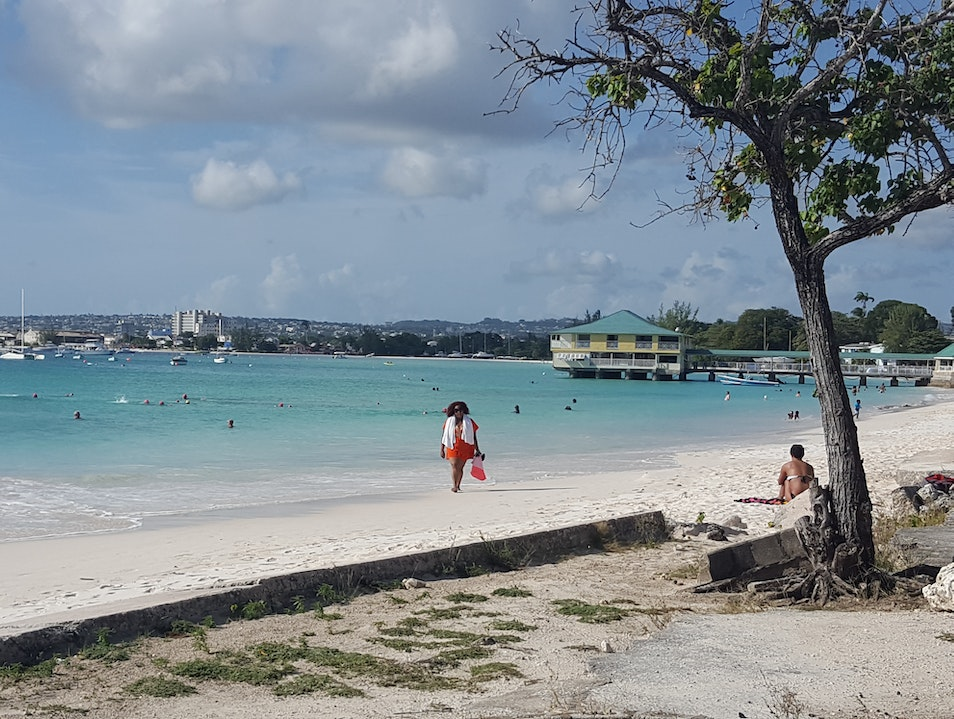 Pebbles Beach Bridgetown  Barbados