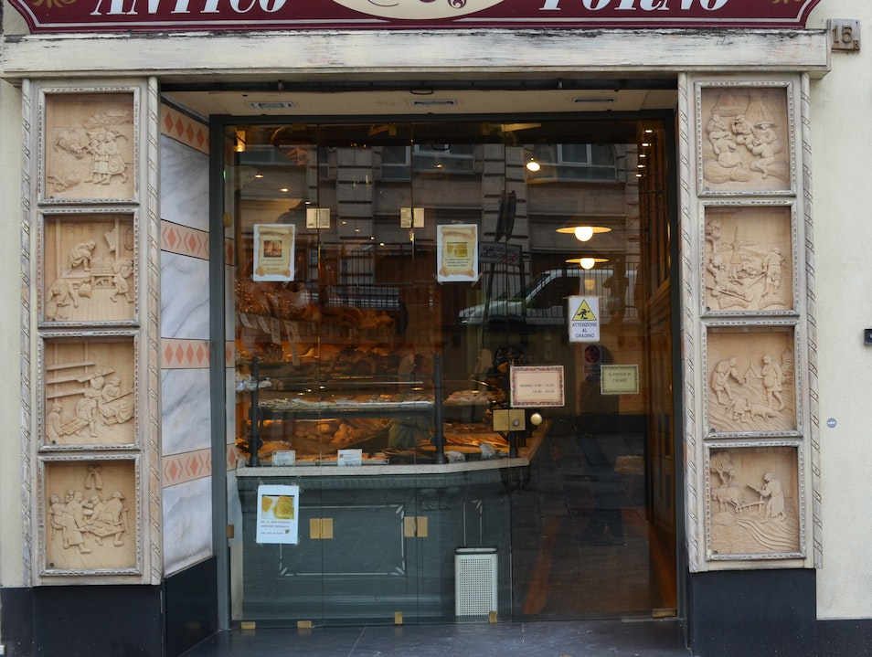 Buy your focaccia early here
