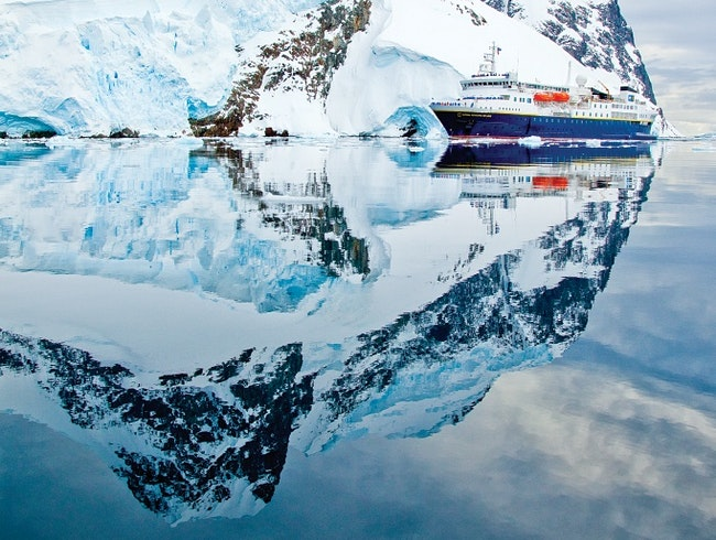 Remote Antarctica Exploration on the Lindblad