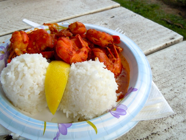 A Hawaiian Luncheon with Locals
