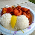Giovanni's Shrimp Truck Kahuku Hawaii United States