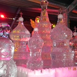 Brugge Snow and Ice Sculpture Festival