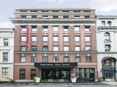 First Hotel Grims Grenka Oslo  Norway