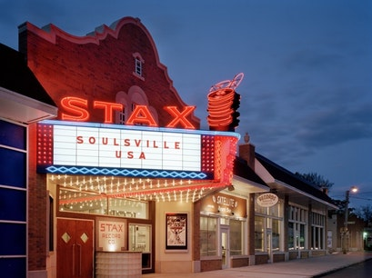 Stax Museum Memphis Tennessee United States