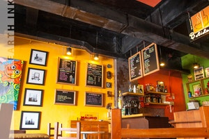 Bebidas Coffee Bar