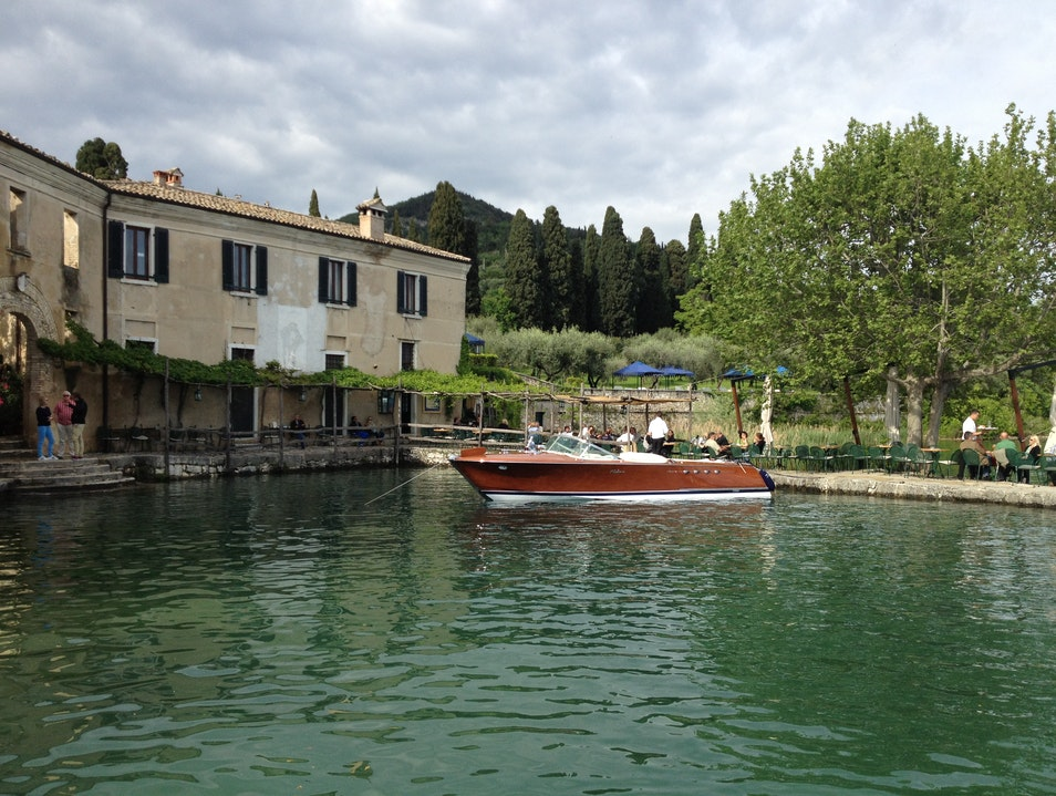 Italy's Best Lakeside Lunch on the Exquisite Lake Garda Bardolino  Italy