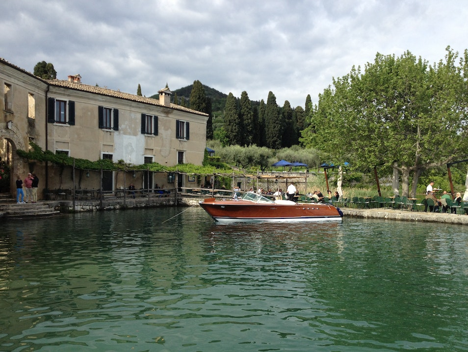 Italy's Best Lakeside Lunch on the Exquisite Lake Garda