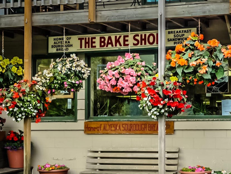 The Bake Shop Anchorage Alaska United States
