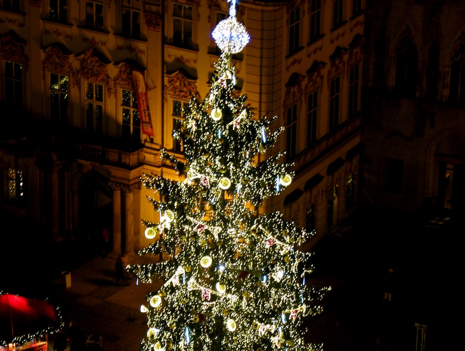Christmas in Prague Prague  Czech Republic