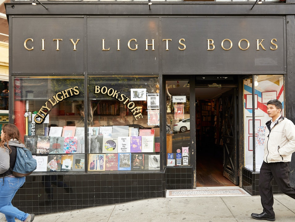City Lights Books San Francisco California United States