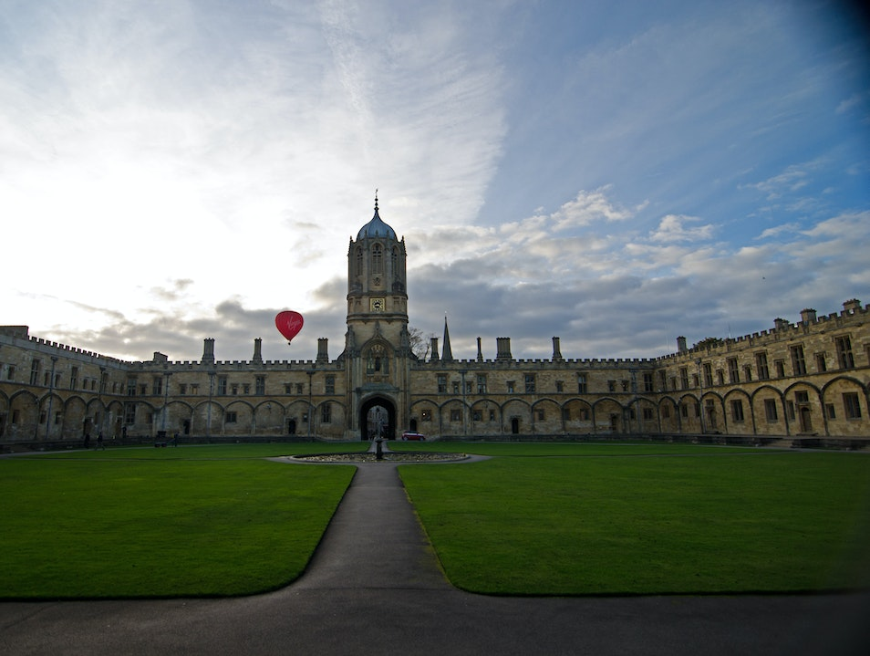 History at Every Turn in Oxford