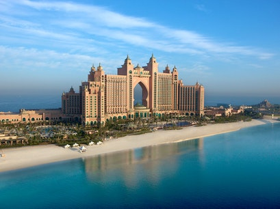 Atlantis, The Palm Dubai  United Arab Emirates