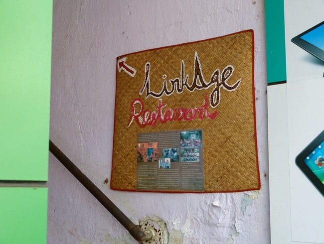 Linkage Restaurant: Helping Street Kids In Yangon