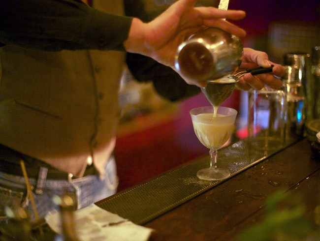 Craft Cocktails in the heart of Rome