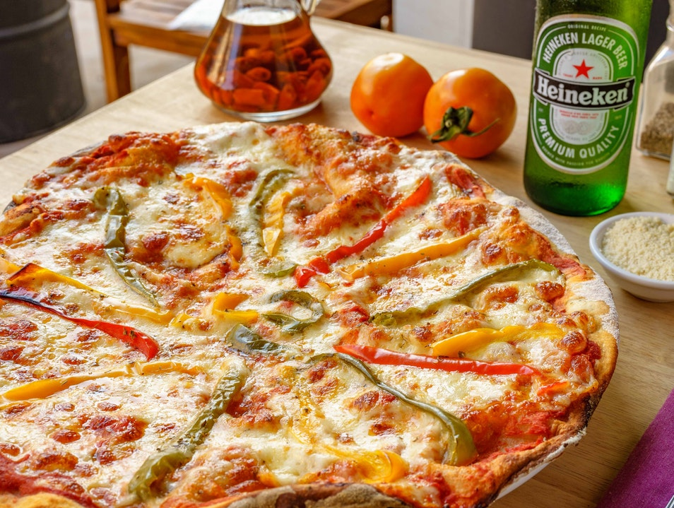 Best pizza in siem reap Siem Reap  Cambodia