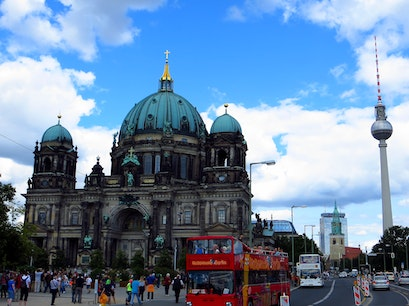 Berlin Cathedral Church Berlin  Germany