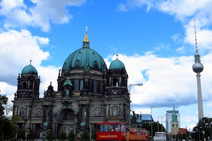 Berlin: Gritty and Beautiful