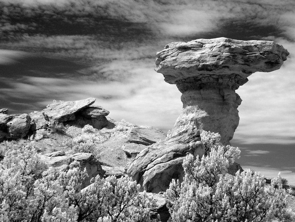 Camel Rock, Tesuque, New Mexico Santa Fe New Mexico United States