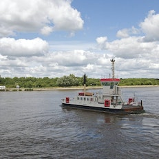 Oldenbüttel Ferry