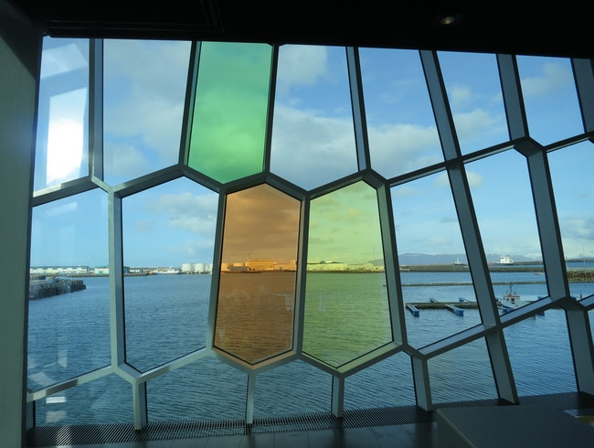 Harpa View