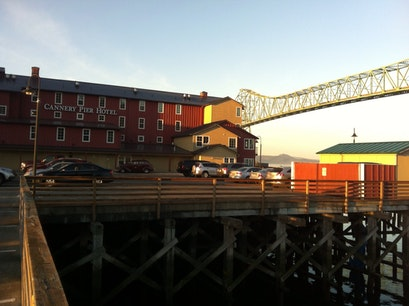 Cannery Pier Hotel Astoria Oregon United States