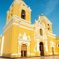 Trujillo Cathedral Trujillo  Peru