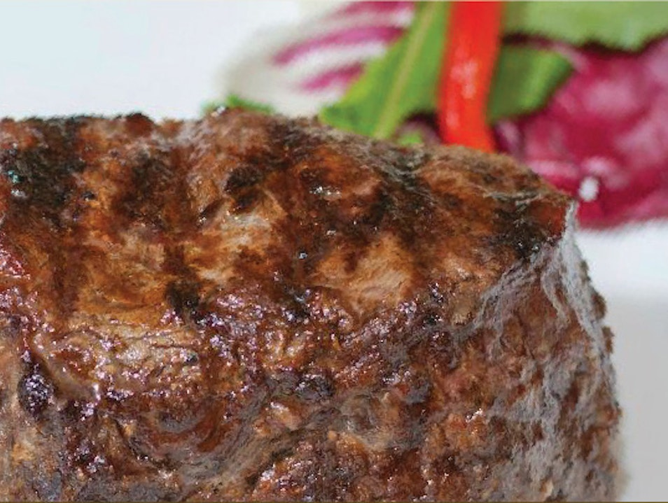 Perfect Argentine Steak in Mendoza Mendoza  Argentina
