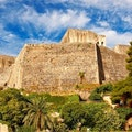New Fortress Kerkira  Greece