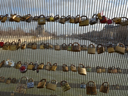 Pont Des Arts, 75007 Paris France Paris  France