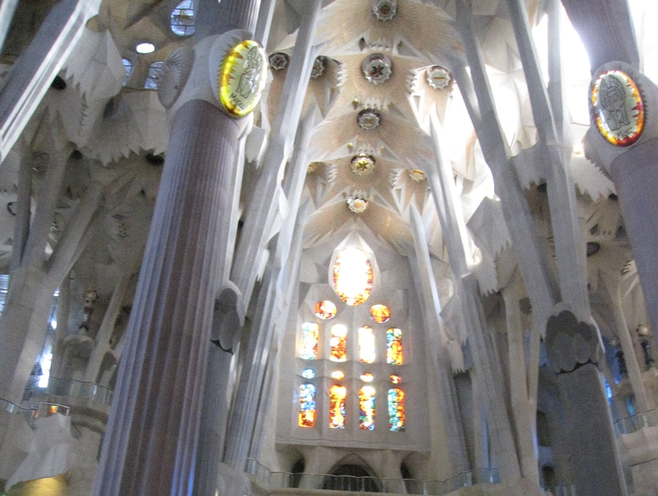 Sagrada Familia Barcelona  Spain